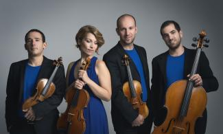 Quartetto nous with instruments