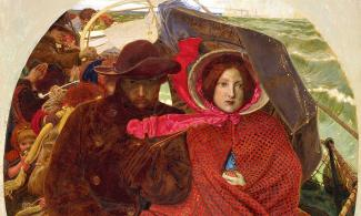 The Last of England by Ford Madox Brown