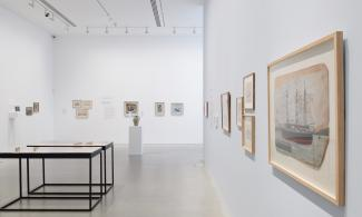 Image of Alfred Wallis Rediscovered exhibition