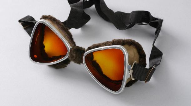 Expedition Googles from the polar museum