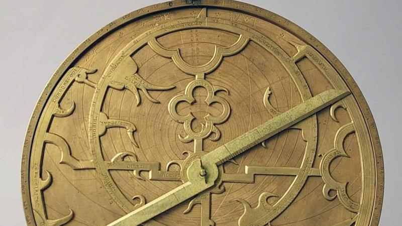 Planispheric Astrolabe, 14th century