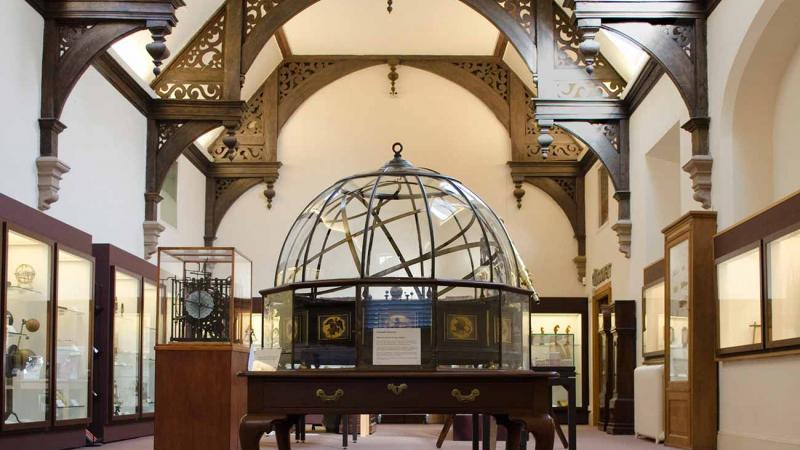 The Grand Orrery, c. 1750